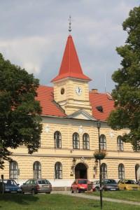 Velká Bíteš - radnice