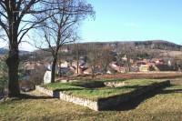 Lelekovice - hrad