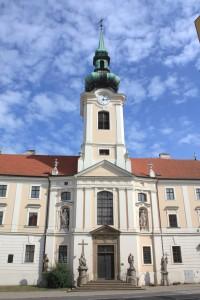 Brno - klášter milosrdných bratří