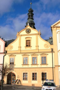 Česká Třebová - Stará radnice