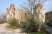 Z Pavlova na zříceninu hradu Děvičky