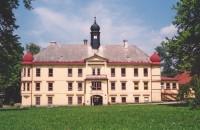 Dolní Rožínka - zámek