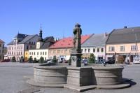 Nové Město na Moravě - městská památková zóna