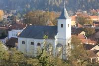 Černá Hora - kostel sv. Vavřince