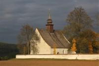 Veveří - kostel Nanebevzetí Panny Marie