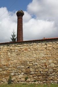 Jevíčko - hradby