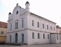 Břeclav - bývalá synagoga