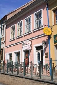 Česká Lípa - prodejna map