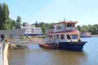 Brněnská přehrada - lodní doprava