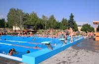 Brno - koupaliště Královo Pole