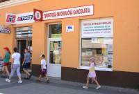 Štúrovo - turistické informační centrum