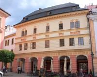 Chrudim - Rozvodovský dům
