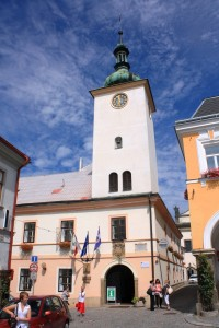 Ústí nad Orlicí - radnice