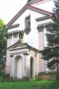 Ústí nad Orlicí - kostel Nanebevzetí Panny Marie