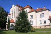 Ústí nad Orlicí - budova gymnázia