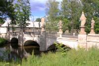 Žďár nad Sázavou - barokní most přes Sázavu