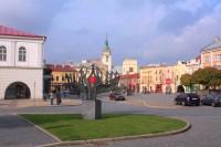 Lipník nad Bečvou - náměstí T. G. Masaryka