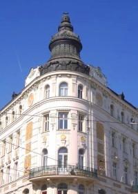 Brno - palác Včelín