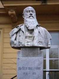 Brno - busta Václava hraběte z Kounic