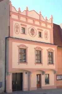 Znojmo - Masarykovo náměstí 14