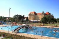 Znojmo - Městská plovárna Louka