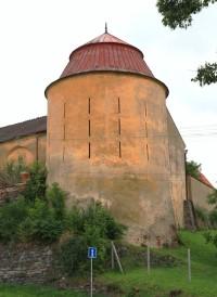 Letovice - rohová zámecká bašta