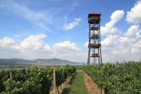 Přítlucká hora - nová rozhledna (10.8.2012)