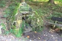 Andrlův chlum - Vlčí důl