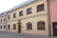 Hustopeče - Dům pánů z Vizovic