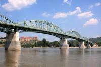 Štúrovo - most Marie Valérie