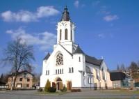 Dlouhá Třebová - kostel sv. Prokopa