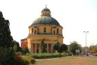 Ostřihom - kostel sv. Anny