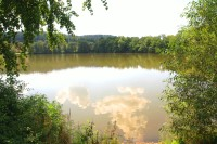 Rybník Budkovan