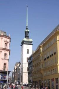Brno - Svatojakubská věž