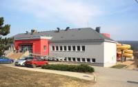Boskovice - městské lázně