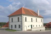 Drnholec - radnice