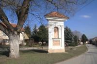 Vojkovice nad Svratkou - trojboká boží muka