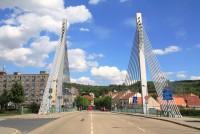 Židlochovický most přes řeku Svratku