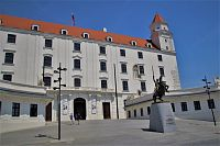 Na Bratislavský hrad