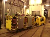 Důlní vláček.2