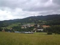 Panorama s nádražím