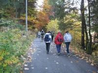 Na cestě k Turnerově chatě