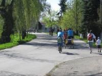 Cyklo i pěší trasa