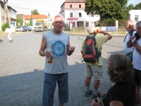 Z Kasejovic do Blatné
