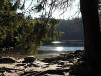 Výlet na Pancíř a Čertovo jezero