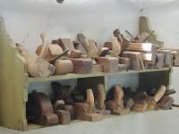 Krkonoše - Františkov a tradiční dřevosochání