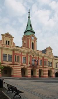 Radnice Mělník