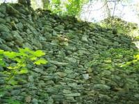 Rabštejn - zeď2