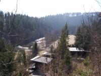 Chaty Nové Těchanovice