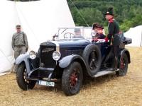 Automobil Laurin a Klement
